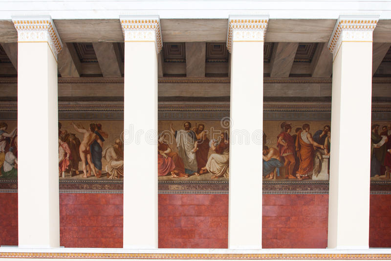 Download National And Kapodistrian University Of Athens Stock Photo - Image: 14861950