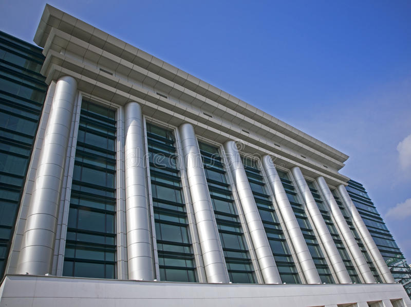 Download National Library Of Bucharest Stock Image - Image: 28703967