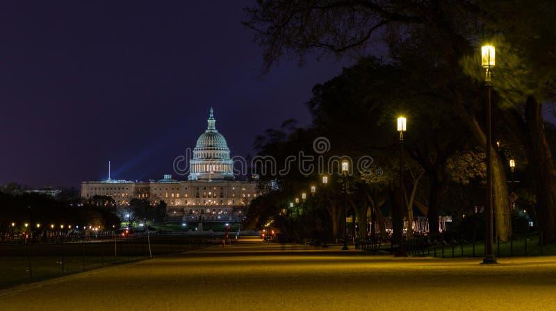 National Mall I stockfotos