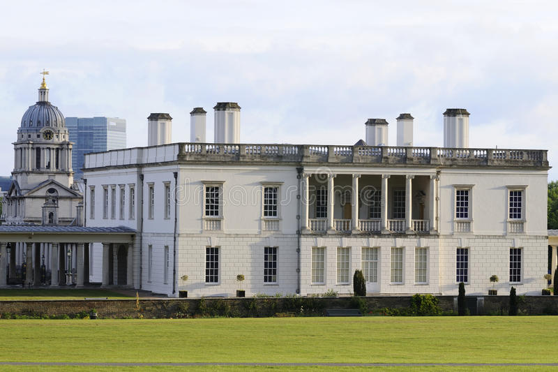 Download National Maritime Museum From Greenwich Stock Image - Image: 14524445