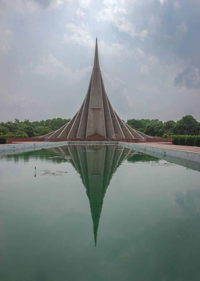 National Martyr Memorial Bangladesh royalty free stock photography