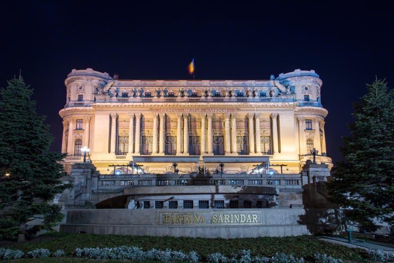 National Military Circle, Bucharest royalty free stock photos