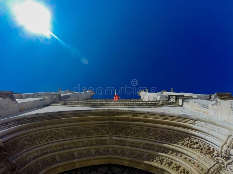 National Museum of Archaeology - Lisbon stock image