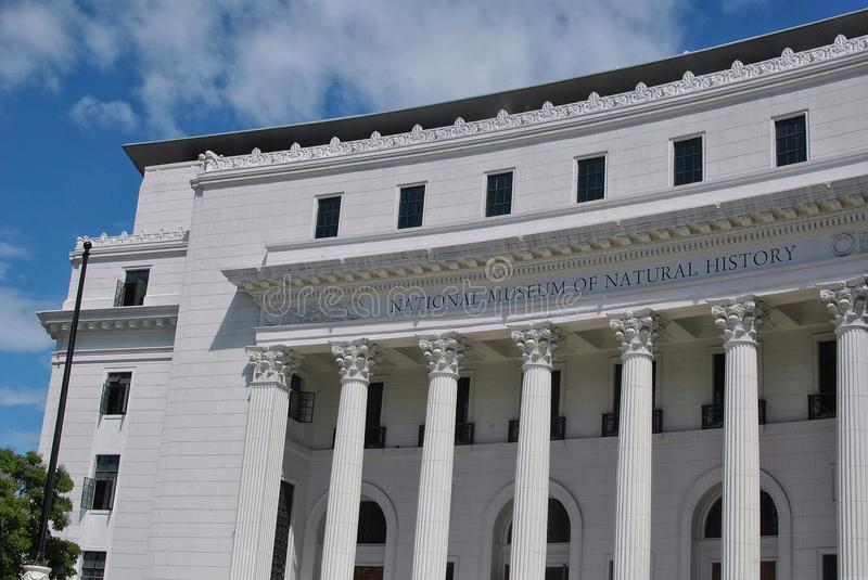 Philippines National Museum of Natural History stock photography