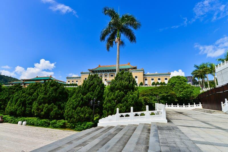 National Palace Museum in taipei,Taiwan royalty free stock photo