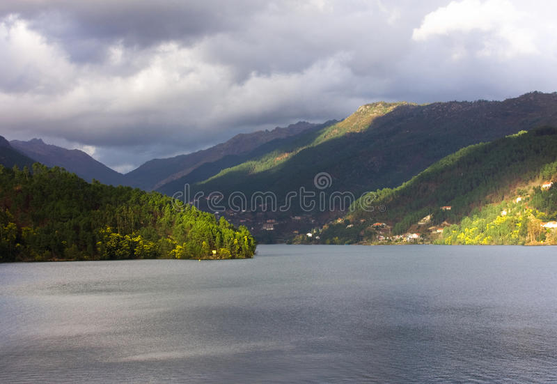 National park royalty free stock photography