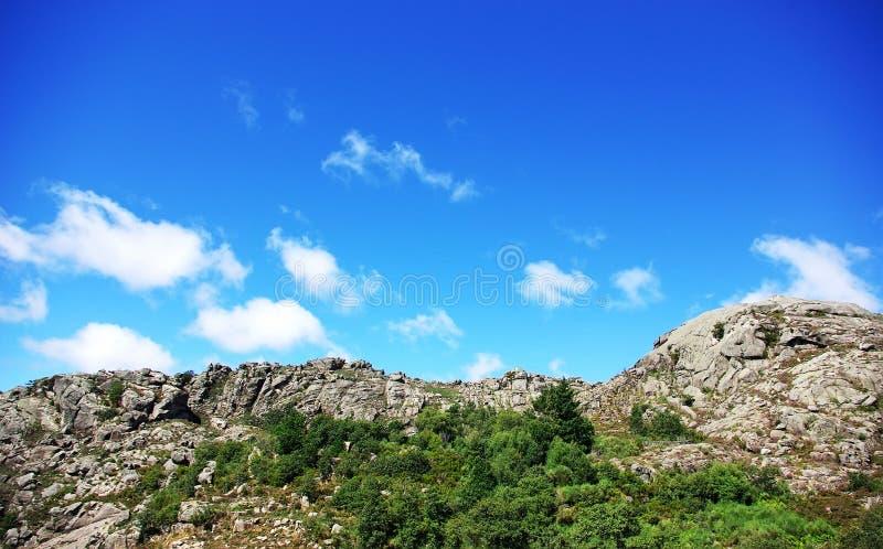 National park of Geres,Castro de Laboreiro stock photos