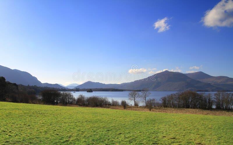 National Park - Irish Scenery Stock Photography