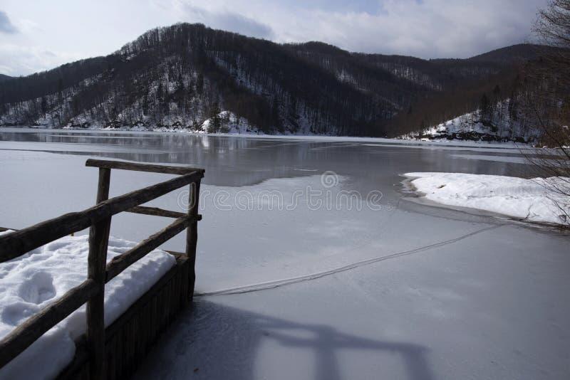 National park Plitvicka jezera stock photography