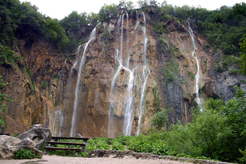 Download National Park Plitvicka Jezera Royalty Free Stock Images - Image: 34508959