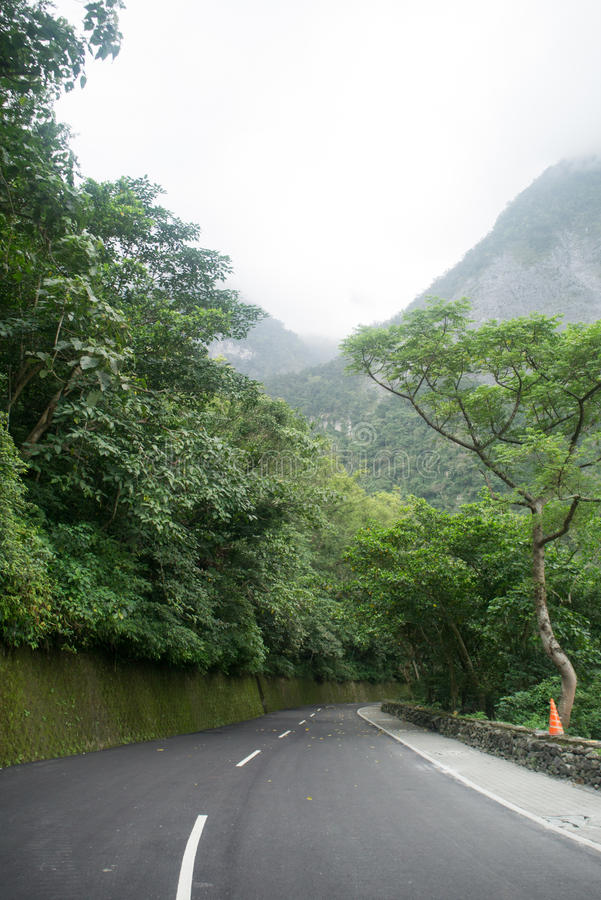 National park of Taiwan royalty free stock photography