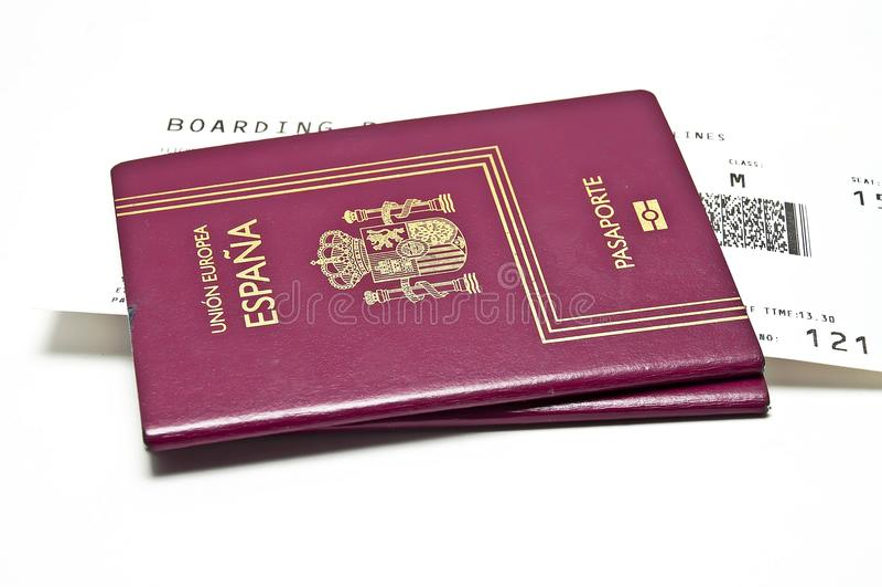 Download National passport stock image. Image of passport, europe - 21210923