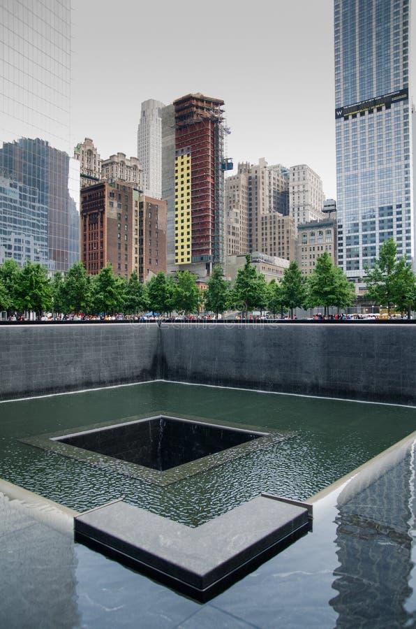 National September 11 Memorial and Museum stock image