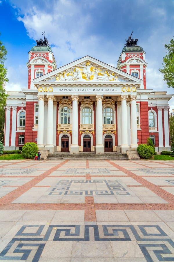 Free National Theatre Ivan Vazov, Sofia, Bulgaria Stock Images - 28922794