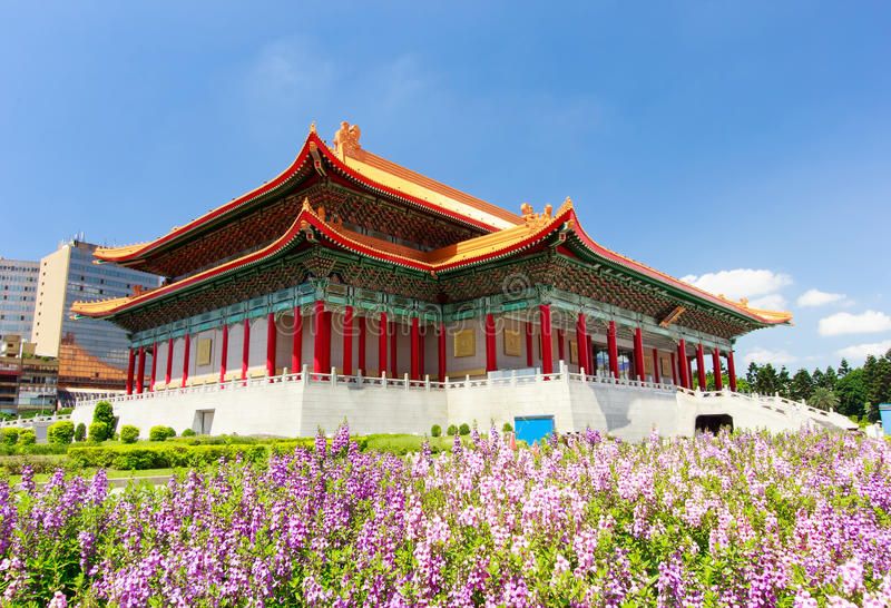 Download National Theatre And National Concert Hall Stock Image - Image of arch, taipei: 26406769