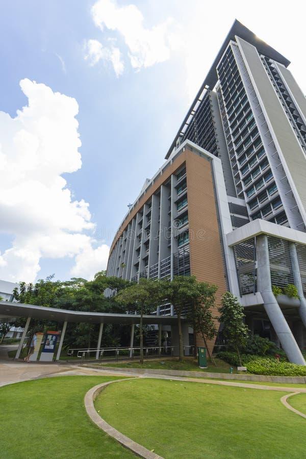 Free National University Of Singapore (NUS) Royalty Free Stock Image - 52221756