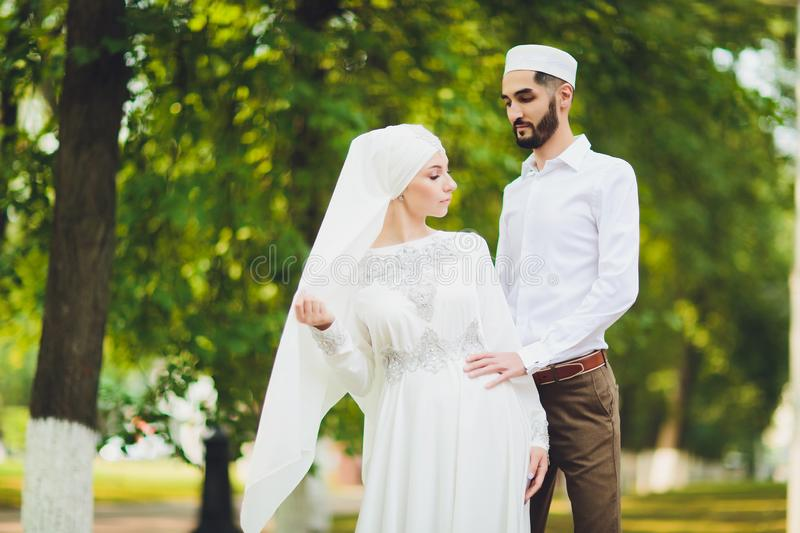 Muslim Couple Outdoor Stock Images - Download 467 Royalty