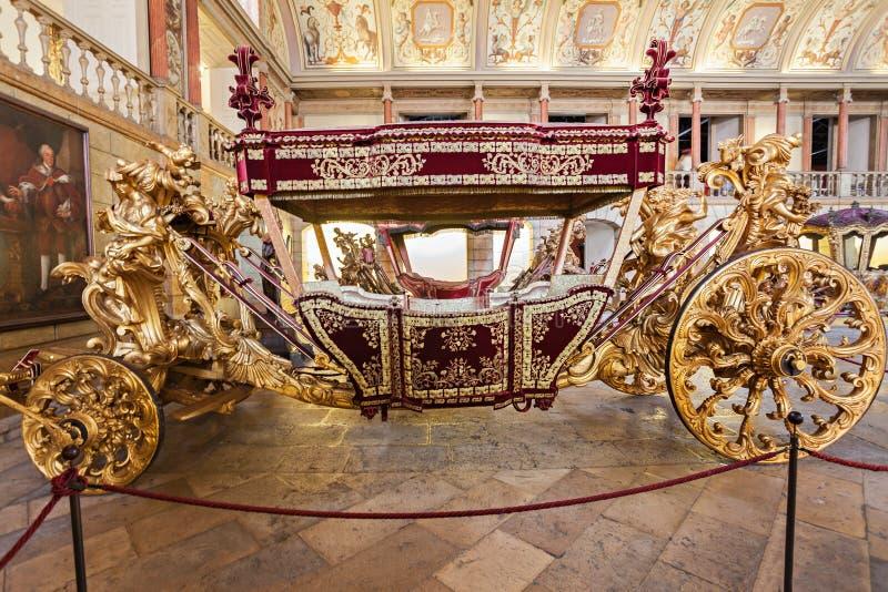 Nationale Bus Museum royalty-vrije stock afbeelding