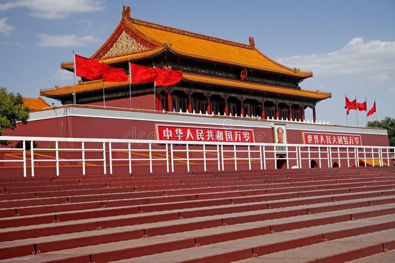 Nationale Dag van China. 2009 stock afbeelding