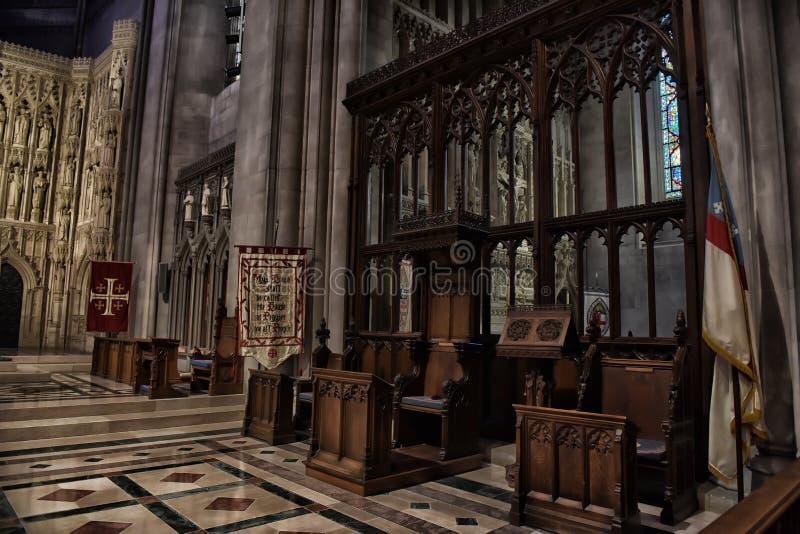 Nationale Kathedrale lizenzfreie stockbilder