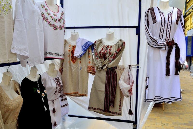 Nationale kleding royalty-vrije stock foto