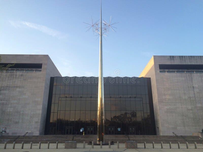 Nationale Luft und Platz-Museum stockbild