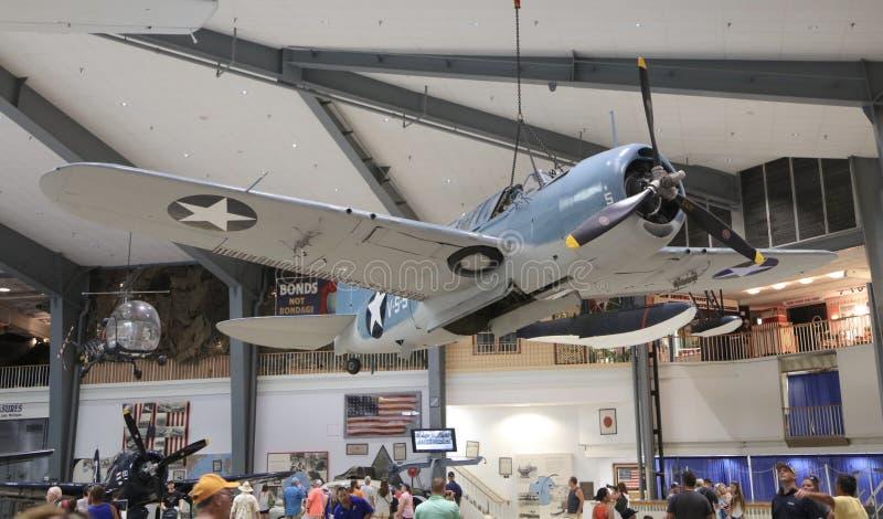 Nationale Luftfahrt-Museums-Ausstellung, Pensacola, Florida lizenzfreie stockbilder