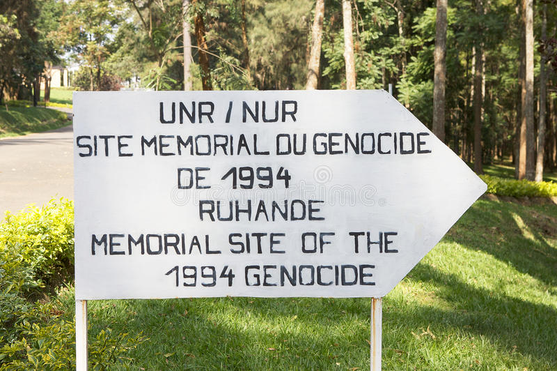 Nationale Universiteit van Rwanda (NUR) royalty-vrije stock afbeeldingen