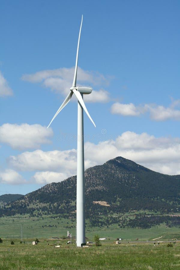 Nationale Wind-Technologie-Mitte stockfotografie