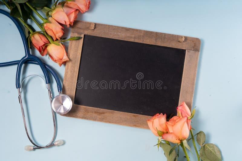 Nationaler Doktor ` s Tag lizenzfreie stockfotos