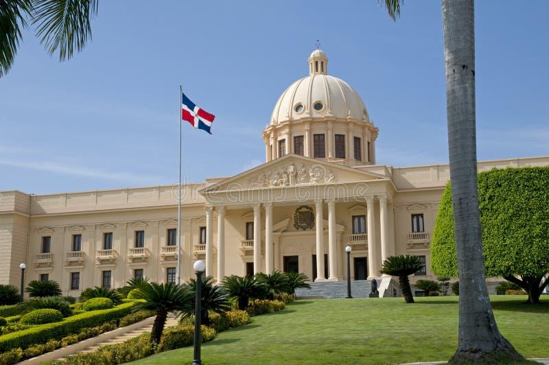 Nationaler Palast - Santo Domingo lizenzfreie stockfotografie