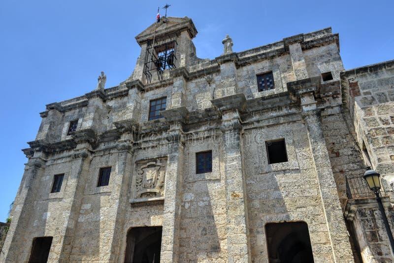 Nationaler Pantheon, Santo Domingo, Dominikanische Republik lizenzfreie stockfotos