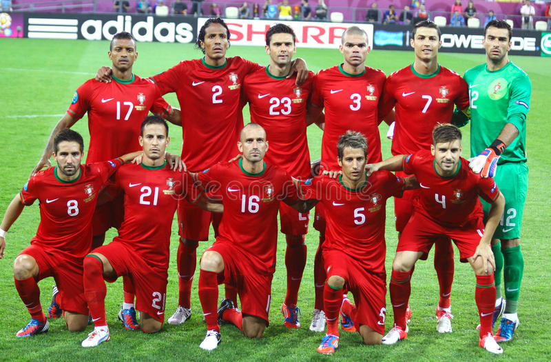 Portugiesische Fußballnationalmannschaft