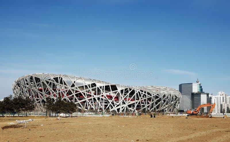 Nationales olympisches Statium lizenzfreie stockfotografie