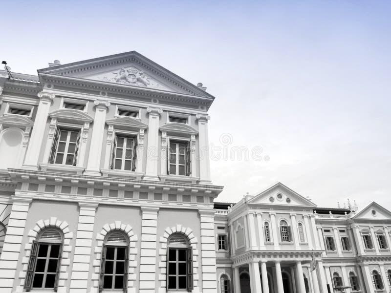 Nationalmuseum Singapur lizenzfreie stockfotografie