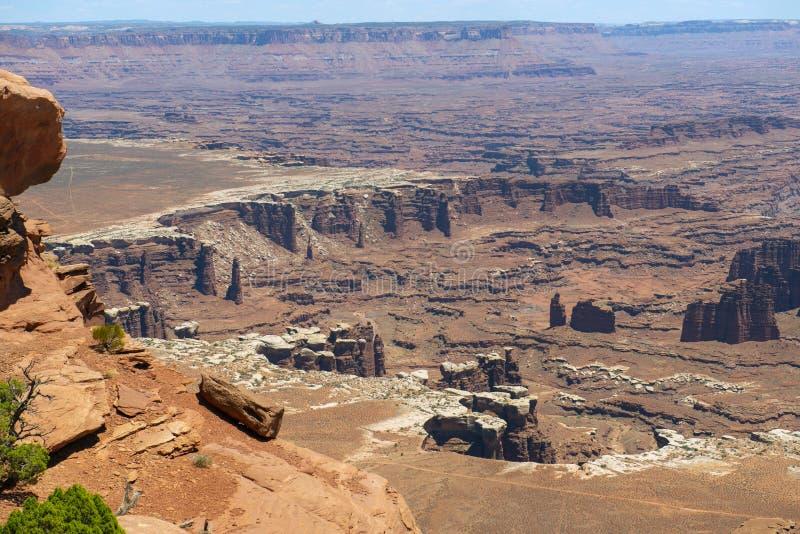Nationalpark Canyonlands, Moab, Utah, USA stockfoto