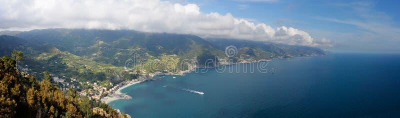 Nationalpark Cinque Terre lizenzfreies stockbild