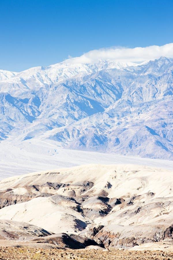 Nationalpark Death Valley, Kalifornien, USA lizenzfreie stockfotografie