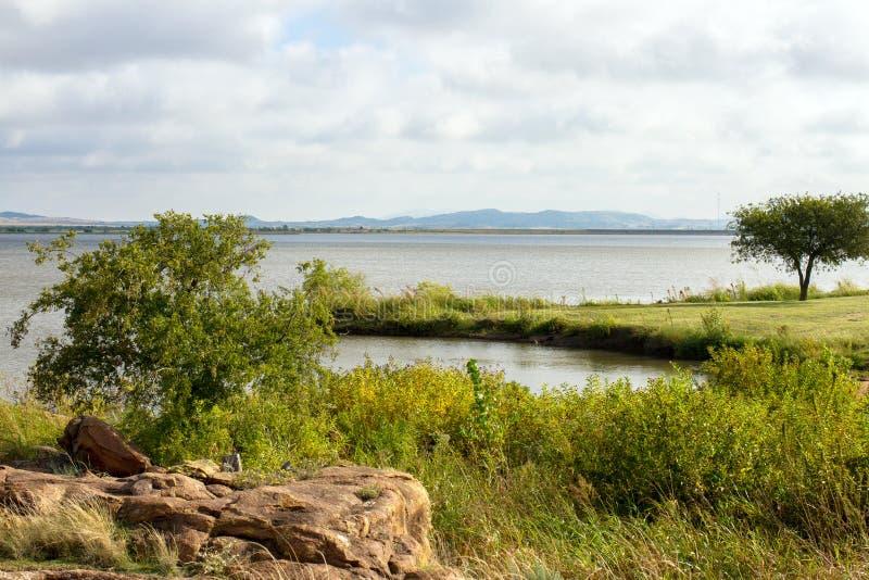 Nationalpark der Großen Ebenen lizenzfreie stockbilder