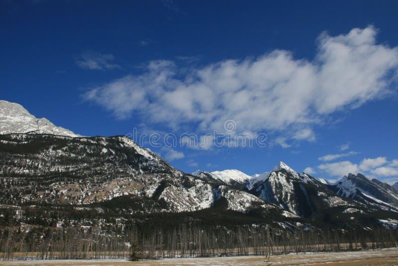 Nationalpark des Jaspisses, Kanada stockfotografie