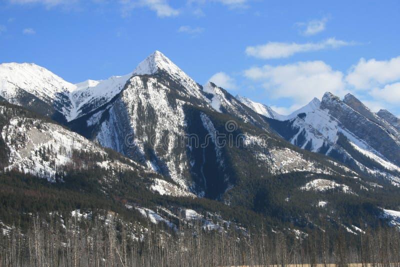 Nationalpark des Jaspisses, Kanada lizenzfreies stockfoto