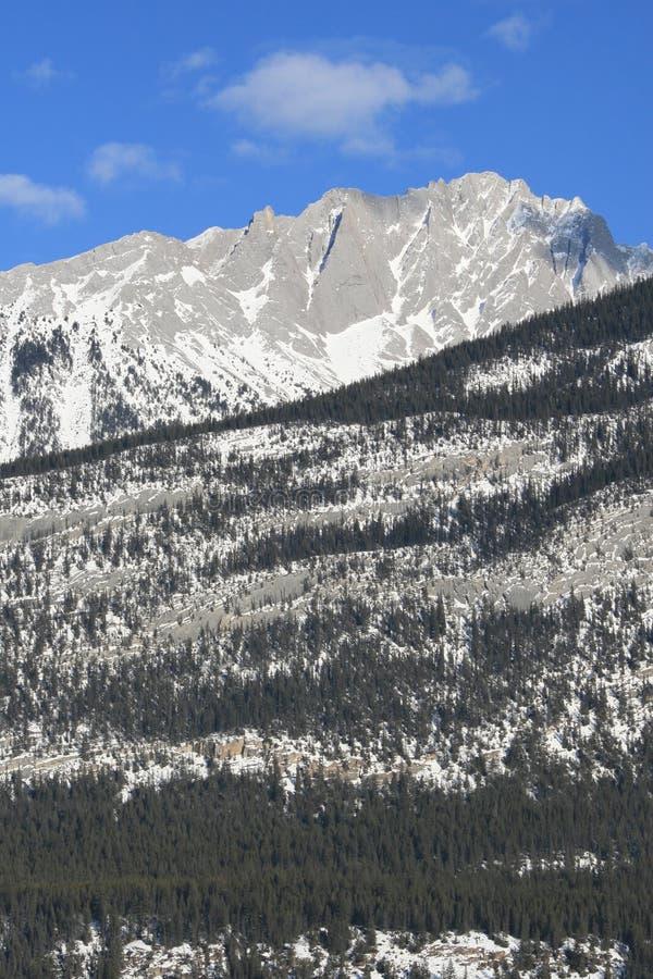Nationalpark des Jaspisses, Kanada lizenzfreie stockfotos