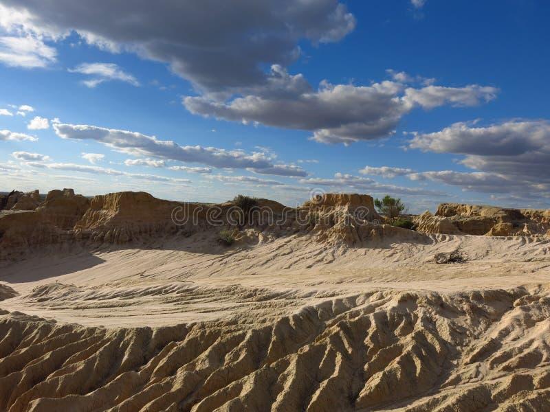 Nationalpark des Mungos, NSW, Australien stockfotografie