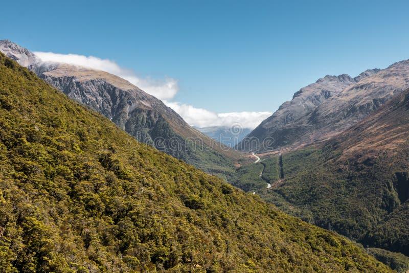 Nationalpark för passerande för Arthur ` s royaltyfria foton