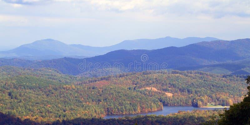 Nationalpark Great Smoky Mountains stockfoto