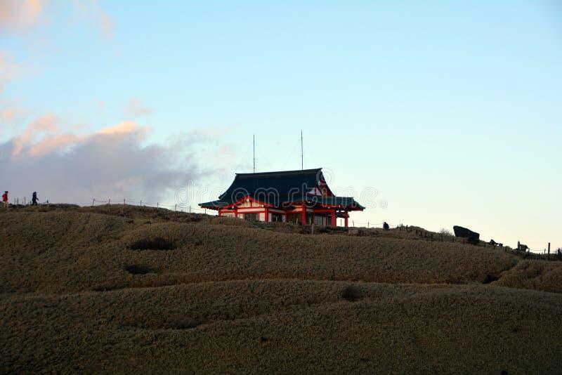 Nationalpark Hakone-zenzan japan lizenzfreies stockbild