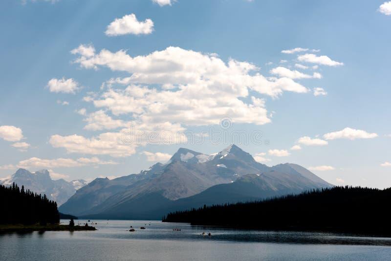Nationalpark Kanada-Jaspisses stockfotografie