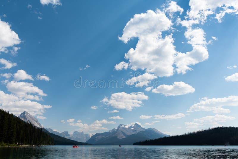 Nationalpark Kanada-Jaspisses lizenzfreies stockfoto