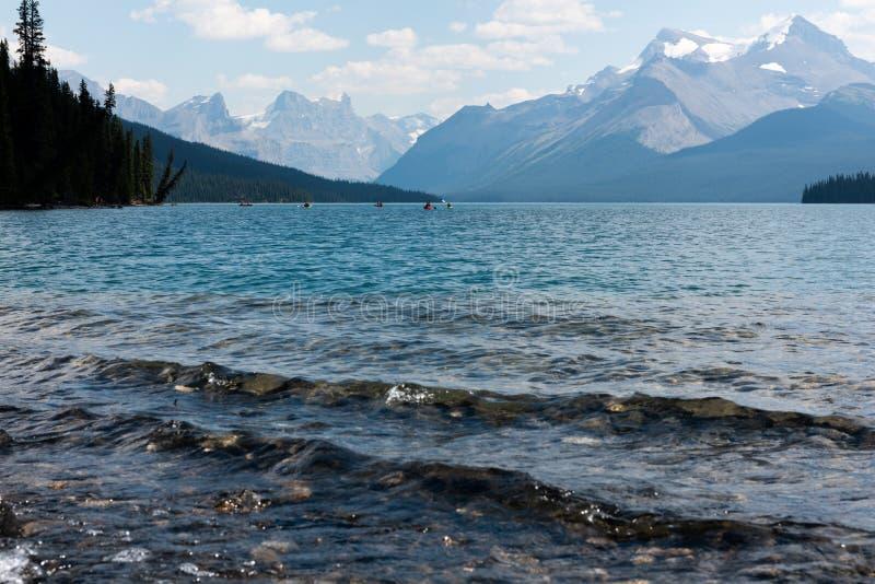 Nationalpark Kanada-Jaspisses stockfotos