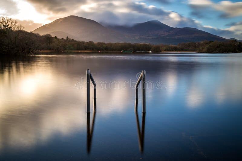 Nationalpark Killarneys stockbild